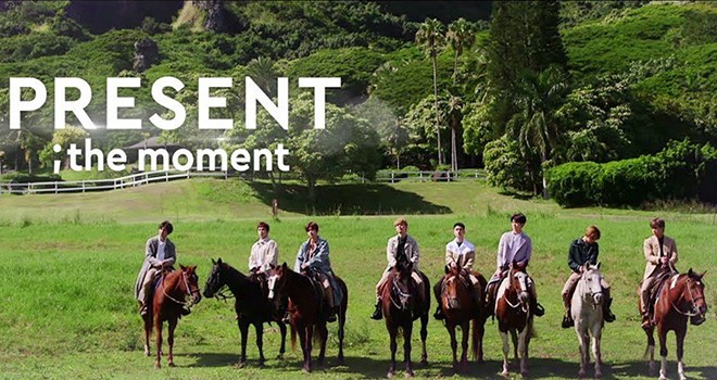 EXO 'PRESENT; the moment' fragmanı yayınlandı