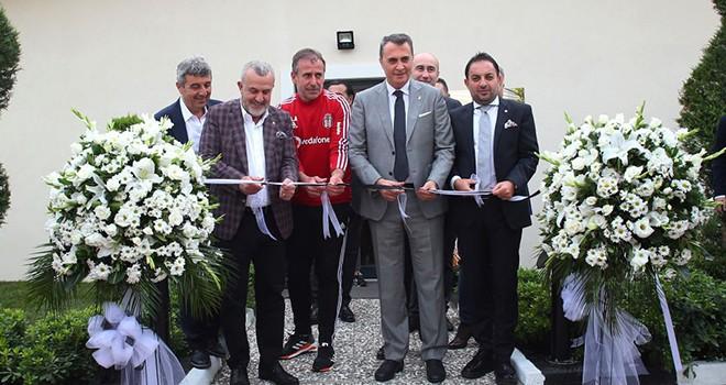 Yusuf Tunaoğlu Futbol Direktörlüğü açıldı