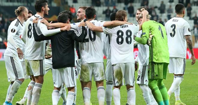 Beşiktaş, Kayserispor'u Vodafone Park'ta konuk ediyor