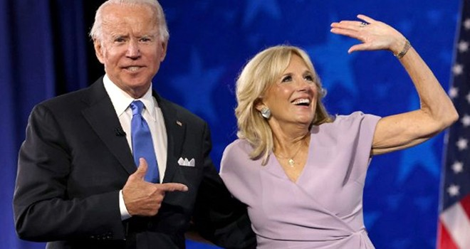 ABD'nin yeni First Lady'si: Jill Biden