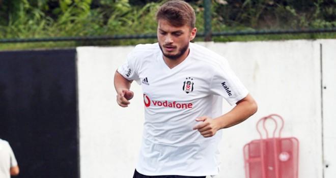 Adem Ljajic artık Beşiktaş'ın Kartalıyım