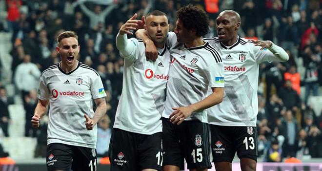 Beşiktaş - Antalyaspor 48. kez karşı karşıya