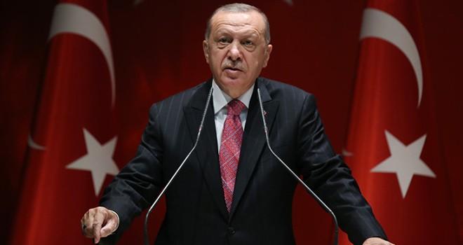 Erdoğan: Türkiye'yi dünyanın en ileri ülkelerinden birisi hâline getirdik