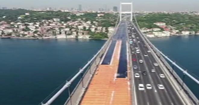 Köprü trafiğini rahatlatmak için İETT'den yeni hat