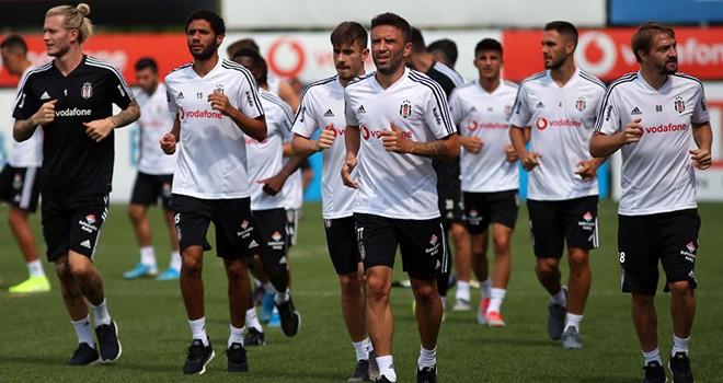Kartal'da UEFA Avrupa Ligi hazırlıkları başladı
