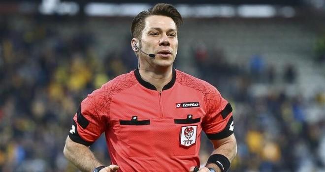 Türkiye Kupası hakemleri belli oldu