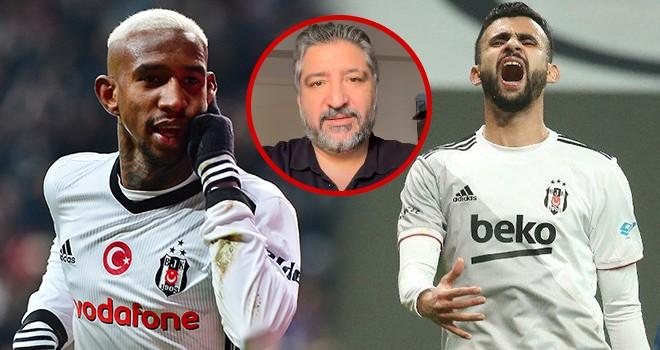 Serdar Sarıdağ: Beşiktaş'ın önceliği Talisca mı Ghezzal mı?