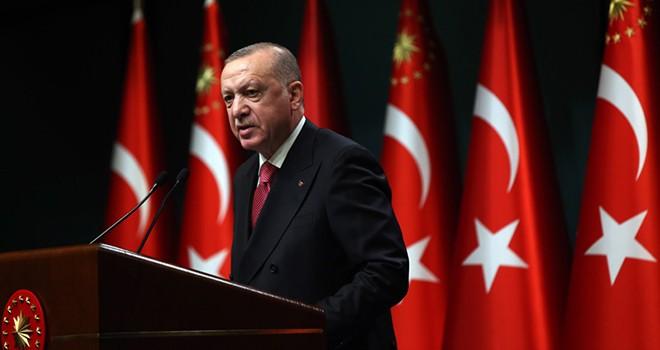 Cumhurbaşkanı Erdoğan: İmkânları sonuna kadar zorlayacağız