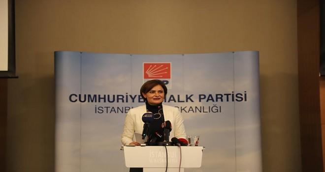 Canan Kaftancıoğlu yerel basınla bir araya geldi, kent anayasasını paylaştı
