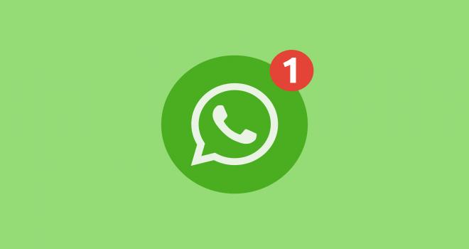 WhatsApp mesajları paylaşıyor