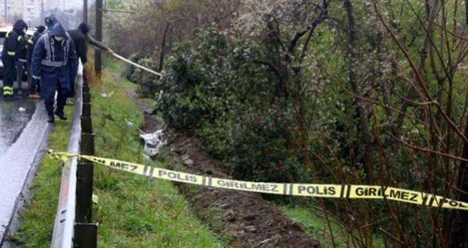 Elektrik kablolarının çıkarıldığı alanda ölü bulundu