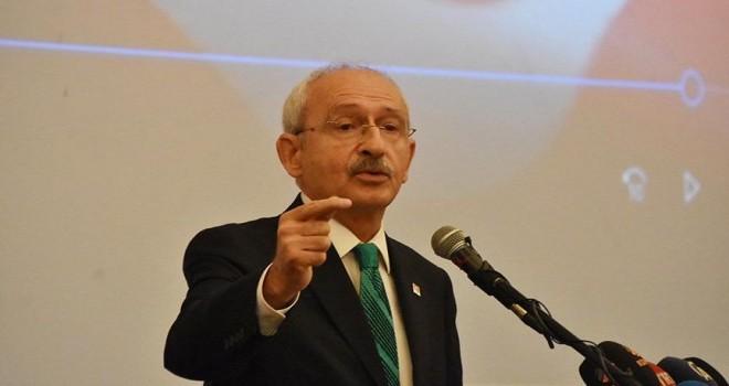 CHP Lideri Kılıçdaroğlu, İstanbul'u alacağız