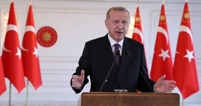 Erdoğan: Türkiye'yi dünyanın en güçlü devletleri seviyesine çıkaracağız