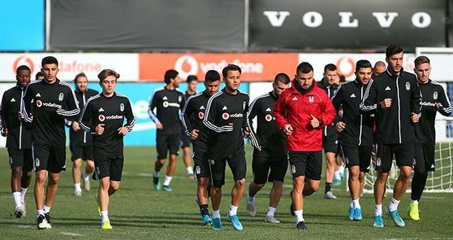 Beşiktaş, Wolverhampton maçına hazır