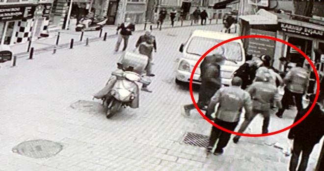 Cezaevinden firar edip polisten kaçan şüpheliyi vatandaş yakaladı
