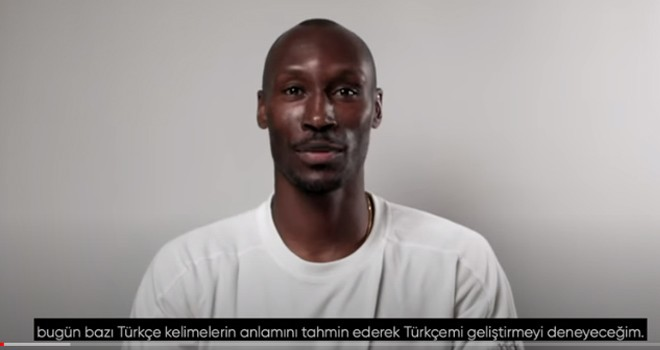 Atiba Türkçe konuşursa...