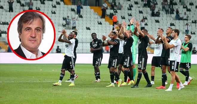 Ali Gültiken: Beşiktaş, hiçbir zorluğa müsaade etmedi