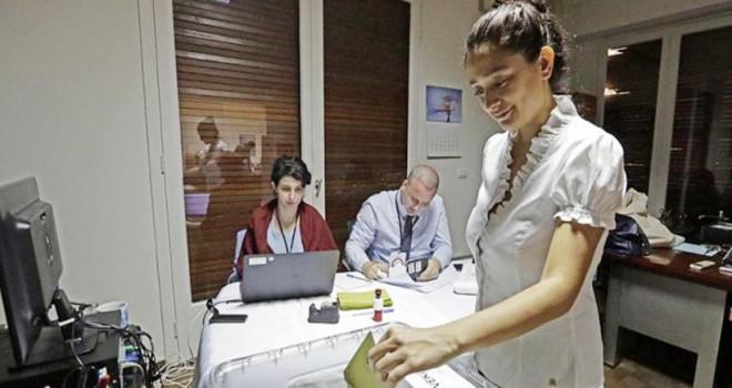 Yurtdışındaki  Türk vatandaşların seçimi başlıyor
