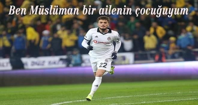 Adem Ljajic iyi ki Beşiktaş'ı seçmiş