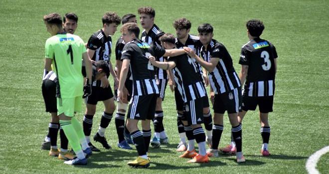 Fatih Karagümrük:2 Beşiktaş:0 (U-19)