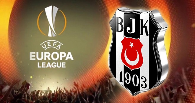 İşte Beşiktaş'ın UEFA Avrupa Ligi 3. Ön Eleme Turundaki rakipleri