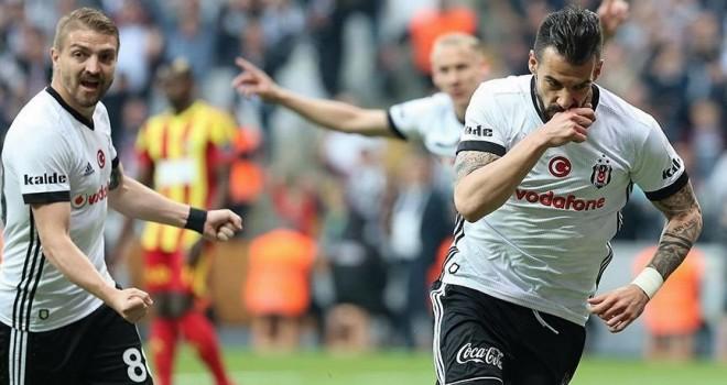 Beşiktaş, Malatya maçına hazır