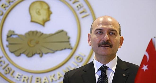 Süleyman Soylu, 'Militan' diyenler, HDP binasında çıkan manzaraya susuyor!