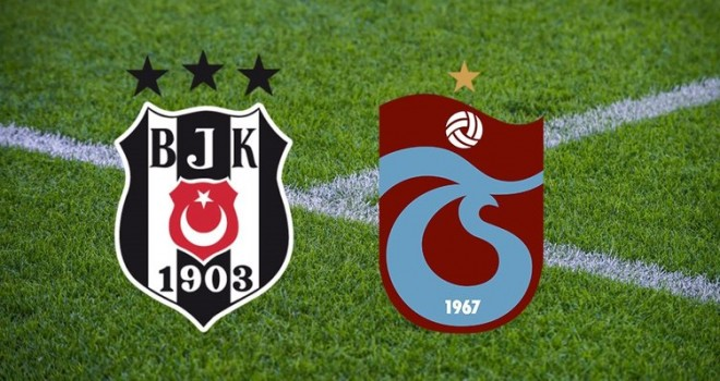 Beşiktaş'ın rakibi Trabzonspor