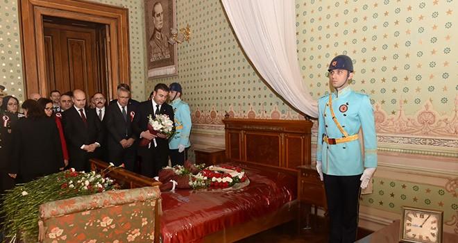Atatürk 10 Kasım'da Beşiktaş'ta anılacak