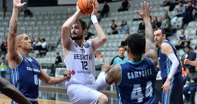 Beşiktaş Sompo Sigorta - Türk Telekom: 66-84