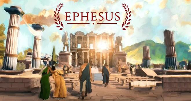 Efes antik kenti video oyunu oldu: Ephesus