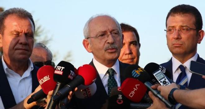 Kılıçdaroğlu: Her türlü çabayı harcamaya hazırız