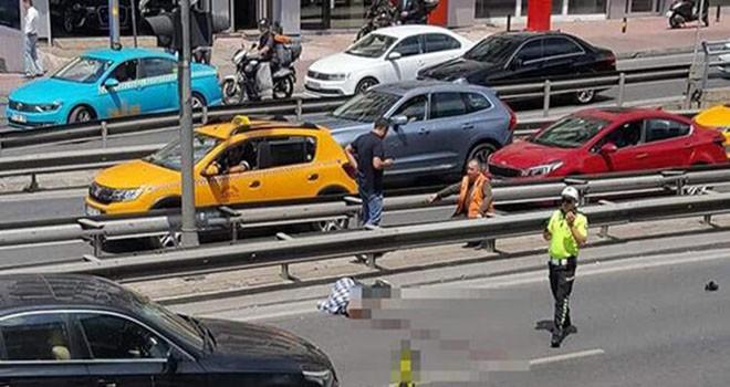 Feci kaza da BJK kongre üyesi hayatını kaybetti
