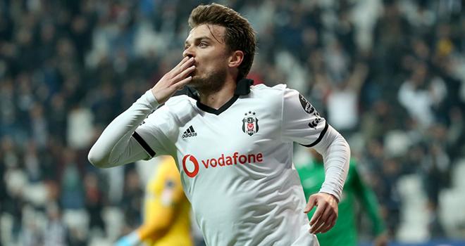 Beşiktaş'ta Ljajic sevinci
