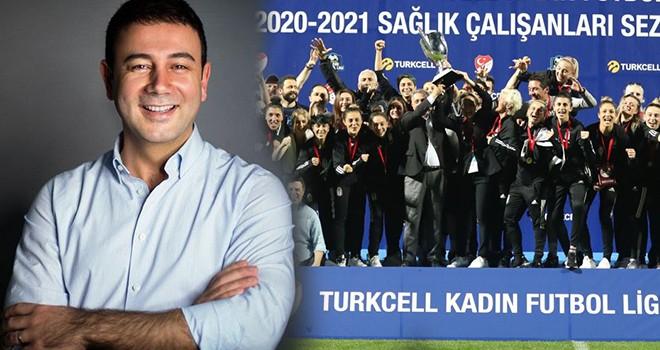 Akpolat'tan Şampiyon Beşiktaş'a nazar boncuklu kutlama!..