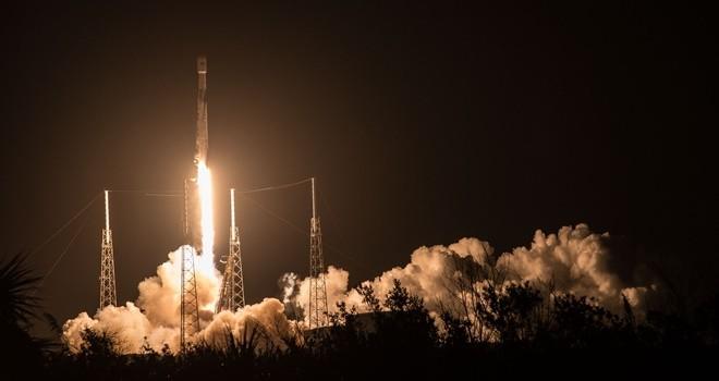 SpaceX'in Falcon 9'u ikinci görevinde