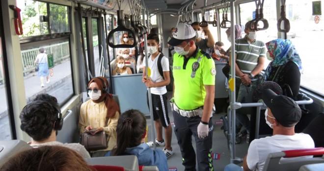 Toplu taşımada yeni düzen! Ayakta yolcu kısıtlaması