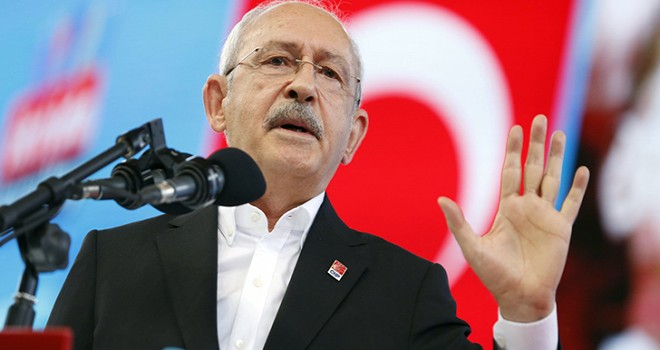 Kılıçdaroğlu yeniden CHP Genel Başkanı