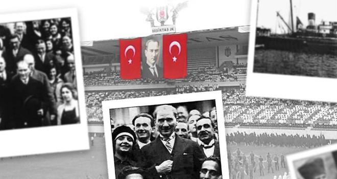 Beşiktaş'tan 19 Mayıs kutlaması