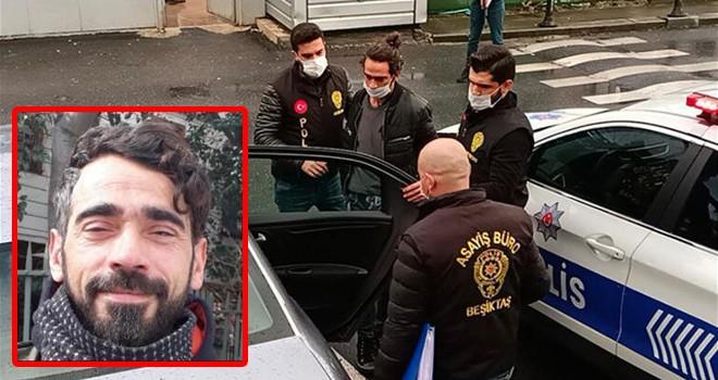 Beşiktaş'ta olay! 3 kişiyi peş peşe bıçaklayan şahıs yakalandı