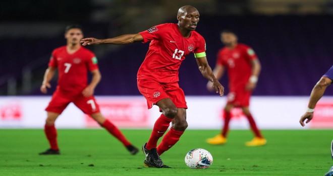 Atiba'nın oynadığı maçta Kanada 3-0 kazandı
