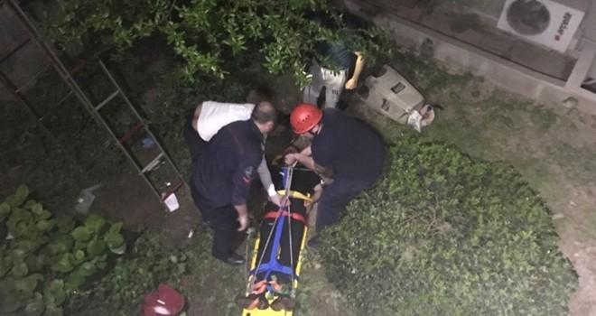 Özel güvenlik görevlisi ölümden döndü