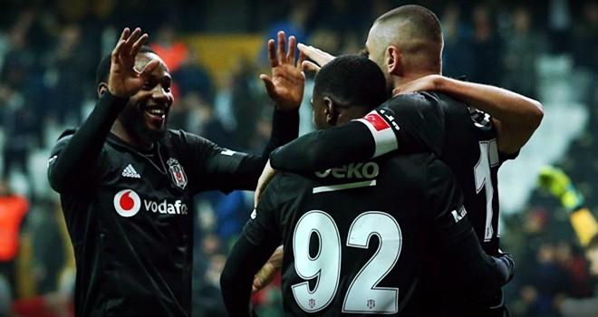 Lig'in 14. haftasında Beşiktaş'ın rakibi Kasımpaşa