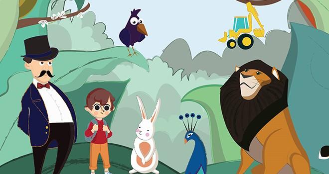 CRR'de Barış Ormanı Çocuk Operası