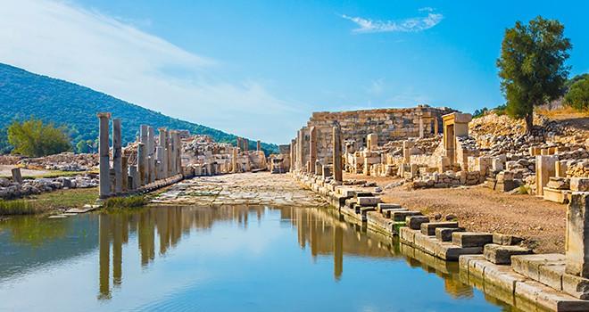 2020 yılının antik kenti Patara