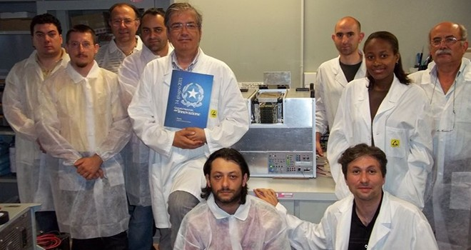 Mini uzay parçacık teleskobu Mini-SPT Teknopark İstanbul'da üretilecek