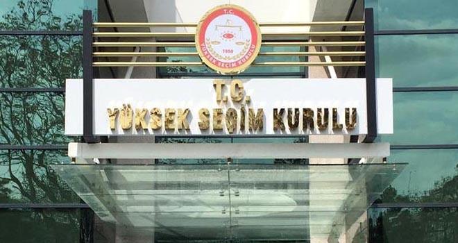 CHP itiraz etti YSK toplanıyor