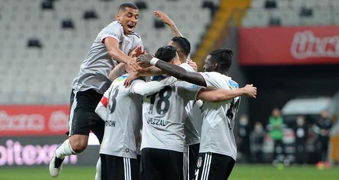 Erzurumspor - Beşiktaş karşı karşıya