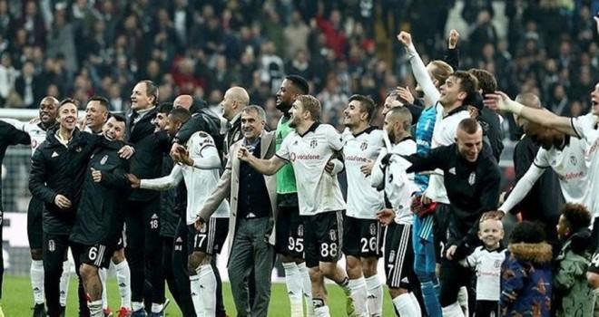 Beşiktaş'ta gençlerle gelen puanlar