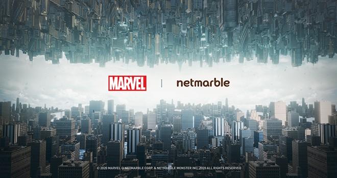 Marvel ve Netmarble yepyeni oyunları açıklanıyor